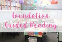 Guided Reading - Foundation (Kindergarten)