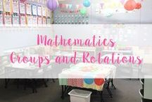 Mathematics - Groups and Rotations