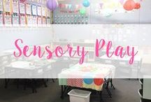Sensory Play - Foundation