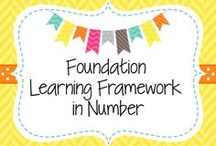 Foundation - Learning Framework in Number