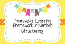 Structuring - Foundation Learning Framework in Number