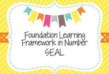 SEAL - Foundation Learning Framework in Number