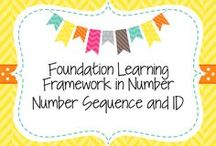 Number Sequence and ID - Foundation Learning Framework in Number