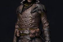 Nevean Mercenary/Rogue