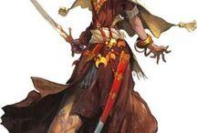 Uzzuk Mercenary/Rogue