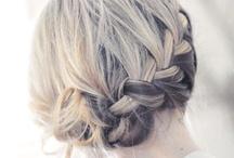 hairdo / Hairstyle Updo Braided Hochsteckfrisuren Zopf  Geflochtenes