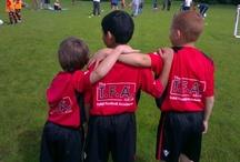TFA Loughton Fun Day / End of term mini soccer tournament