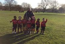 TFA Loughton u6's First Match / Development Squads first ever match!