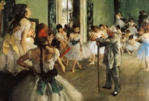 Impressionism / Some of my favorites from 19th (and early 20th) century.
