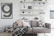 Interior inspiration / things for the home, beautiful bedrooms,bathrooms, kitchens, general interior inspiration. / by Em Sheldon