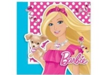 Barbie Tableware