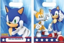 Sonic Party Ware