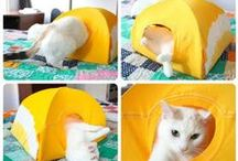 Ideas For PET Lovers / Pets, Furniture For Pets, Creative Ideas For Pets