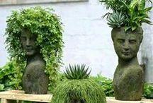 Gardening / Garden Projects, Plants, Gardening, Outdoor Ideas, Seed Starting, Flower Planting, Garden Construction Projects