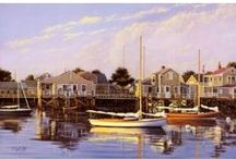 Beautiful Nantucket / by Claire Sylvestre