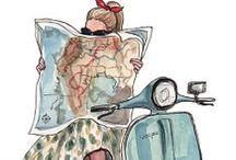 Illustrated Art / by Claire Sylvestre