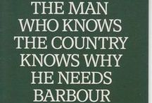 Luck of Louth loves Barbour!