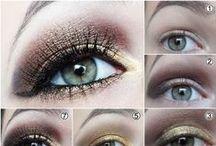 Make-up / Makeup, Beauty, Eyeshadow, Make-up