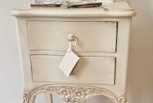 Valbonne Deep Cream Distressed Furniture / A very comprehensive collection within French themes, using a mixture of Louis XIV to Louis XVI influences. An elegant and extremely refined range with subtle, deep cream distressed finish, enhancing the style and creating beautiful top quality antique reproductions from the period.