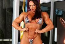 Aziani Iron Girls at Muscle-Girls.net / Beautiful Muscle Goddesses from Talented Photographer Aziani. Watch more sample galleries at Muscle-Girls.net / by Muscle-Girls.net