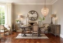 Dorset Contemporary Furniture Collection / The Dorset Contemporary furniture collection features an extensive assortment of classical and contemporary living and dining room pieces. The collection comes with the fabulous choice of three wood finishes.