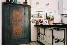 Minna's home / Interio