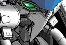 Mechas / Referências de robôs
