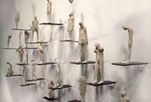 Esculturas / um pouqinho de tudo em esculturas