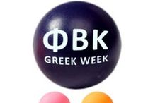 Greek Party / Fraternities and sororities, everything Greek related. http://www.allsortspromotionalproducts.com/