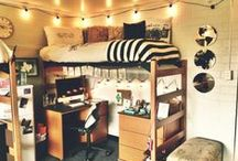 College and Dorm Life / Promotional products perfect to give away to college students, plus ideas for dorm room life (recipes, decorations, packing lists).