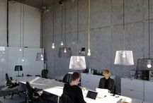 office design / coworking space workplace office space arbeitsplatz