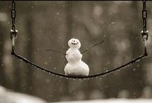 Winter Promotional Ideas / Promotional products and marketing ideas for wintertime, snow and cold weather.