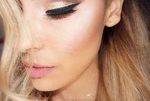 Makeup & skin care.