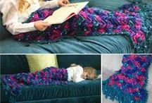 Crochet & Knit Ideas / Knit, Crochet, Knitting, Crocheting
