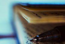 Libretas, diarios...