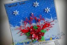 Cardmaking / Boże Narodzenie