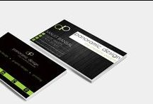 Panoramic Design | Business Cards / Business Card Design