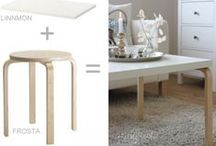 Hacks / Cool ikea hacks and other smart ideas that is good to know about!