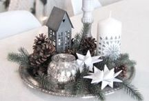 We Love Christmas / All sorts of Christmas ideas, from decor to stocking stuffers, gift wrapping to gift making, Christmas cards to Christmas foods, drinks and candies, Christmas party ideas and Scandinavian Christmas decorations.