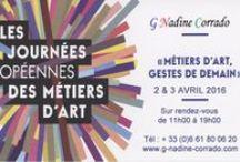 Événements G Nadine Corrado Paris Mode / Cher Client, nous vous informons de l'événement à venir en Avril 2016