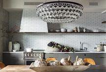 kitchen_ / #kitchen #design #ideas #concrate #industrial #vintage