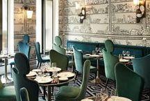 restaurants_ / #restaurants #bar #design #eatingarea