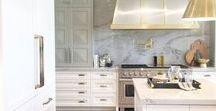 Kitchens / Kitchen design at it's best. Get inspired.