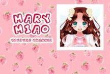 Mary Miao / Patterns
