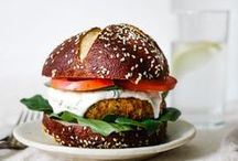 burgers | vegan / Vegan burger recipes | plant-based goodness