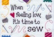 A Stitch in Time / by Lois