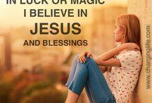 Belief. Faith. Trust / by Lois