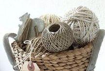 Knitting and Spinning / Knitting and Spinning