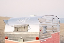 Cute Camper Collection / by Stephanie Stansfield