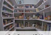food storage and emergency / by Melinda Gardner